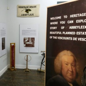 Exhibition Design Abbeyleix Heritage