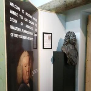 Exhibition Design Viscount de Vesci